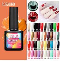 ROSALIND гель-лак для ногтей шеллак цвет на выбор