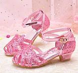 Босоножки, туфли праздничные для девочки , фото 2