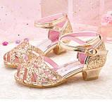 Босоножки, туфли праздничные для девочки , фото 3