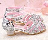 Босоножки, туфли праздничные для девочки , фото 8