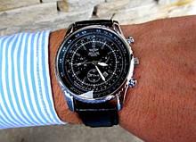 Кварцевые мужские часы Breitling. Стильные мужские часы. Часы мужские реплика. Мужские часы.
