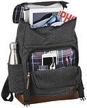 Стильний рюкзак Кемпстер 15, фото 3