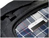 Стильний рюкзак Кемпстер 15, фото 7