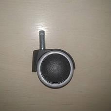 Колеса обрезиненные для кресла 10мм AMF (5шт.), фото 3