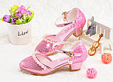 Туфли праздничные для девочки , фото 3