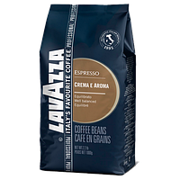 Кофе в зёрнах Lavazza Crema e Aroma Espresso  1 кг