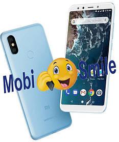 Смартфон Xiaomi Mi A2 64GB Blue Global Version Оригинал Гарантия 3 / 12 месяцев