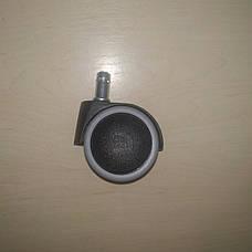 Колеса обрезиненные для кресла 11мм АМФ (5шт.), фото 3