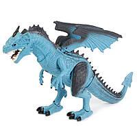 Динозавр дракон на радиоуправлении (свет, звук ,пар) 6158A, фото 1