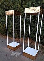 Глянцевые консоли, колоны, тумбы, консоли, фото 1
