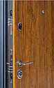 """Входные двери """"Стильные двери"""" серии Коттедж Графит, фото 3"""