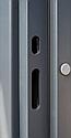"""Входные двери """"Стильные двери"""" серии Коттедж Графит, фото 5"""