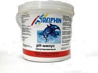 PH- минус гранулированный Delphin 15 кг