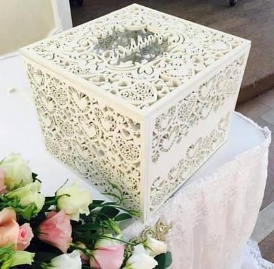 Свадебные шкатулки из дерева