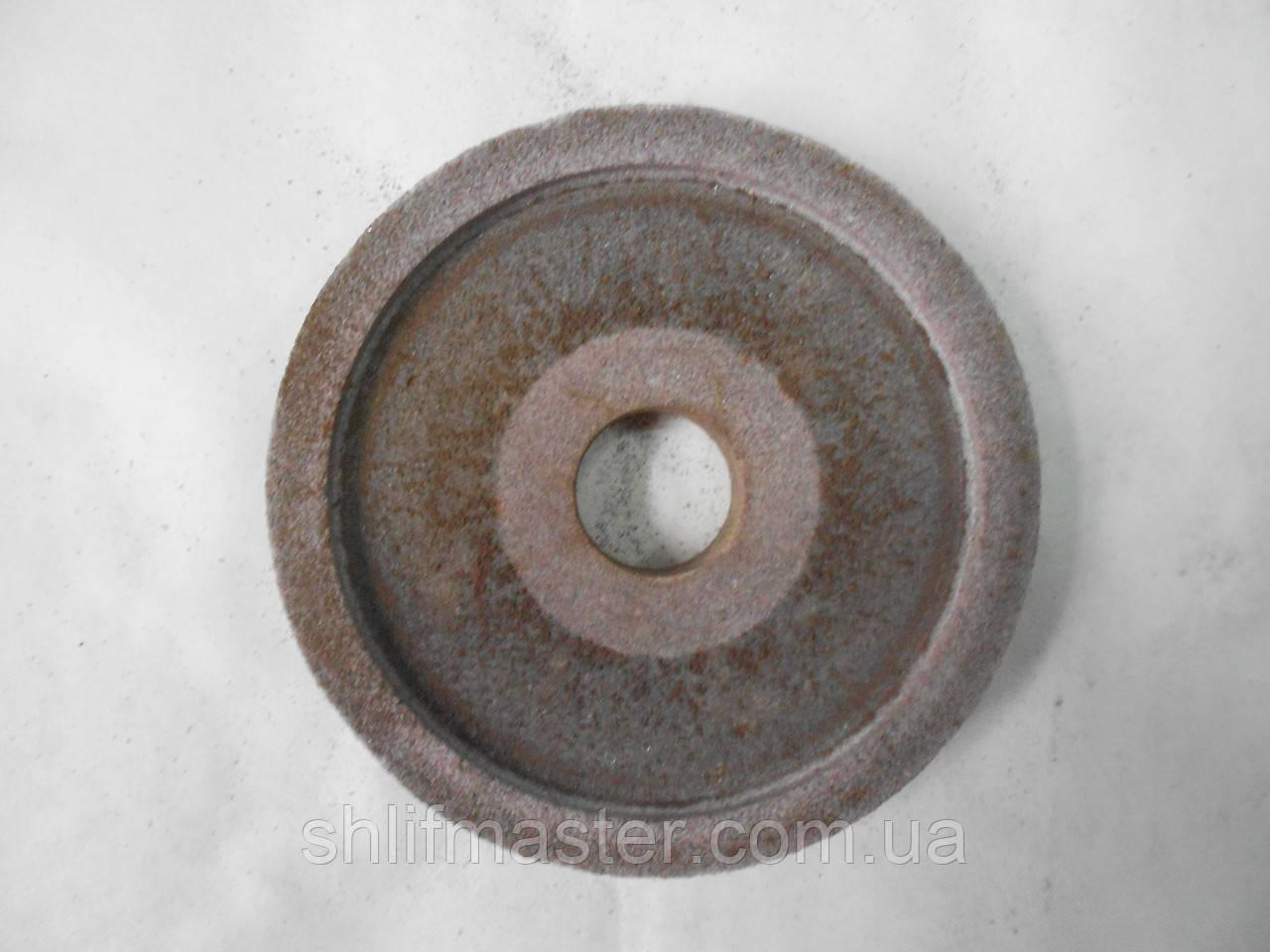 Круг шлифовальный прямой с выточкой 92А ПВ 250х40х76 25 СТ