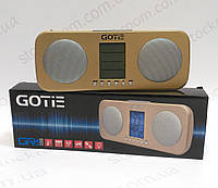 Радио с будильником Gotie GRA 200 Z, фото 1