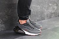 Модные кроссовки Nike Air Max 97, мужские,темно-серые, (Реплика)