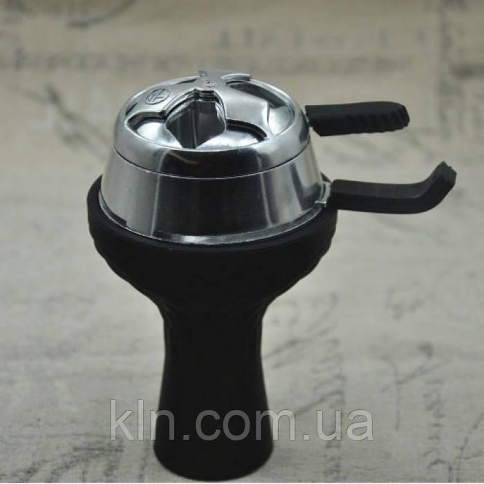 Набір Smoke Box силіконова чаша + калауд на 2 ручки