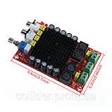 Усилитель звука 2х100Вт TDA7498, D-клас,  DC 14-36V, стерео плата, фото 2