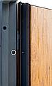 """Входные двери """"Стильные двери"""" серии Коттедж Дуб, фото 6"""