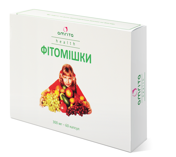 Фитомишки 60 капсул Витамины