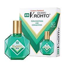 Капли для глаз с Пантенолом V.Rohto (Rohto Pharmaceutical), 13 мл