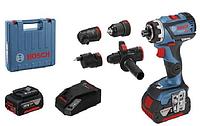 Аккумуляторный шуруповерт Bosch GSR 18V-60 FC Professional, фото 1