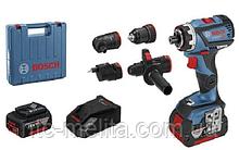Аккумуляторный шуруповерт Bosch GSR 18V-60 FC Professional