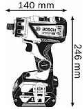 Аккумуляторный шуруповерт Bosch GSR 18V-60 FC Professional, фото 3