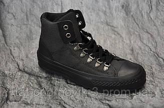 Кеды черные женские CONVERSE CHUCKS CT Street Hiker Schuhe High Top Sneaker