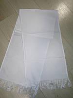Рушник для вышивки нитками на домотканом полотне, фото 1