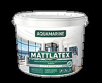 """Краска интерьерная воднодисперсионная    AQUAMARINE ТМ """"Корабельная"""" Polycolor 1,4 кг"""