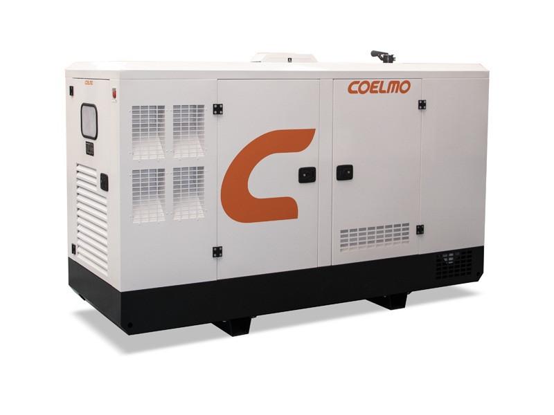 Трехфазный дизельный генератор Coelmo FDT45TM3-12 (105 кВт)
