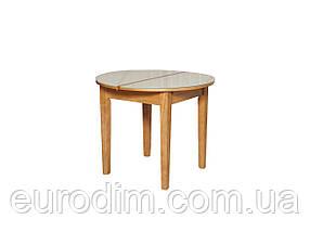 Стол обеденный ED02 ольха, фото 3