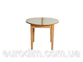 Стол обеденный ED02 ольха, фото 2