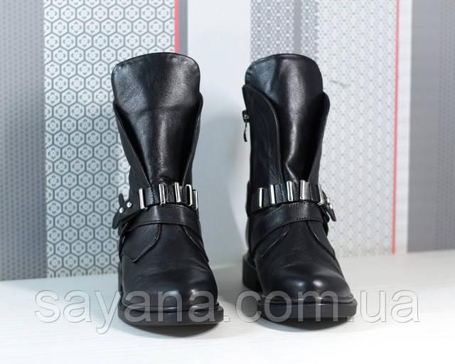 женские ботинки натуральная кожа оптом