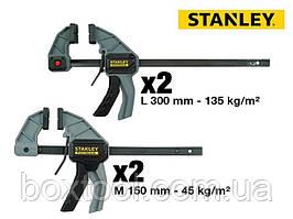 Набор струбцин 300 мм и 150 мм Stanley FMHT0-83243