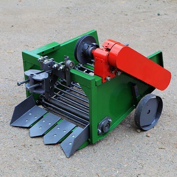 Картофелекопалка транспортерная для минитрактора