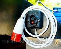 Смеситель (шнековый, кормов) горизонтальный на 200 литров, фото 3