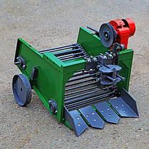Картофелекопалка транспортерная для минитрактора, фото 3