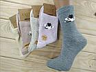 Носки женские высокие деми UYUT women cotton socks хлопок 36-41р.бесшовные с двойной пяткой ассорти НЖД-021249, фото 5