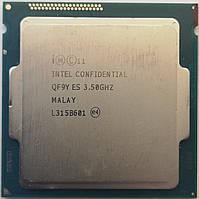 Процессор Intel Core i7 - 4771 C0 QF9Y 3.5GHz up 3.9GHz 8M Cache Socket 1150 Б/У, фото 1