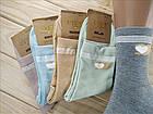 Носки женские высокие деми UYUT women cotton socks хлопок 36-41р.бесшовные с двойной пяткой ассорти НЖД-021250, фото 4