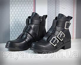 "Женские ботинки ""Furia"" из натур. кожи или замши в моделях.  АЛ-9-0319"