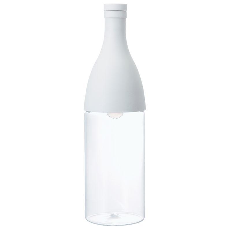 HARIO AISNE Бутылка заварник для горячего и холодного чая, серый 800 мл