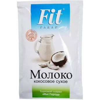 Молоко кокосовое ФитПарад 35 г саше