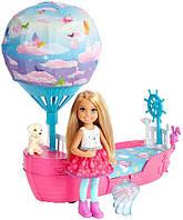 Барби Челси Дримтопия Магическая лодочка / Barbie Chelsea Dreamtopia Vehicle