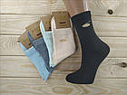 Носки женские высокие деми UYUT women cotton socks хлопок 36-41р.бесшовные с двойной пяткой ассорти НЖД-021252, фото 2