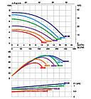 Насос Emaux SS075 (220V, пф, 13m3/h*4m, 0,75 kW, 0,75 HP), фото 3