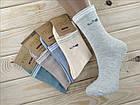 Носки женские высокие деми UYUT women cotton socks хлопок 36-41р.бесшовные с двойной пяткой ассорти НЖД-021253, фото 2